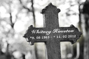 Whitney Houston ist tot.
